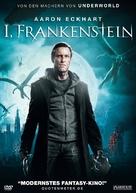 I, Frankenstein - German Movie Cover (xs thumbnail)