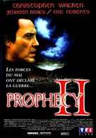 The Prophecy II - French DVD movie cover (xs thumbnail)