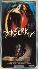 Berserker - VHS cover (xs thumbnail)