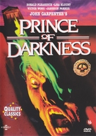 Prince of Darkness - Dutch DVD movie cover (xs thumbnail)