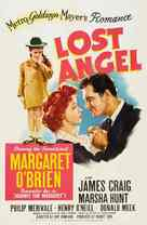 Lost Angel - Movie Poster (xs thumbnail)