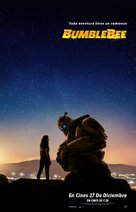 Bumblebee - Chilean Movie Poster (xs thumbnail)