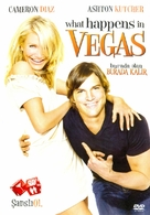 What Happens in Vegas - Turkish DVD movie cover (xs thumbnail)