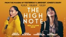The High Note - Movie Poster (xs thumbnail)