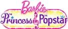 Barbie: The Princess & the Popstar - Logo (xs thumbnail)