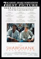 The Shawshank Redemption - Movie Poster (xs thumbnail)