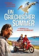 Nicostratos, le Pélican - German Movie Poster (xs thumbnail)