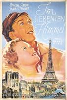 Seventh Heaven - German Movie Poster (xs thumbnail)