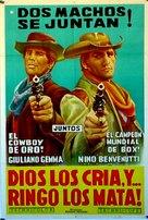 Vivi o, preferibilmente, morti - Spanish Movie Poster (xs thumbnail)