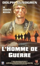 Men Of War - French VHS cover (xs thumbnail)