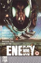Enemy Mine - British VHS movie cover (xs thumbnail)