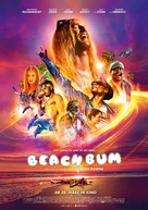 The Beach Bum - German Movie Poster (xs thumbnail)