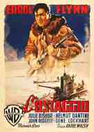 Northern Pursuit - Italian Movie Poster (xs thumbnail)