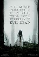 Evil Dead - Movie Poster (xs thumbnail)