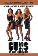 Guns - DVD cover (xs thumbnail)