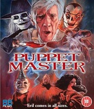 Puppet Master - British Movie Cover (xs thumbnail)