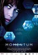 Momentum - Romanian Movie Poster (xs thumbnail)