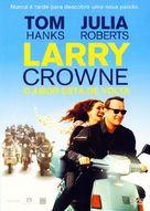 Larry Crowne - Brazilian DVD movie cover (xs thumbnail)