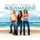 Aquamarine - Blu-Ray cover (xs thumbnail)