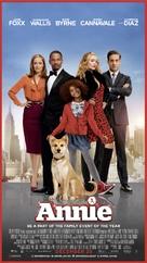 Annie - Lebanese Movie Poster (xs thumbnail)