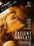 The English Patient - French Movie Poster (xs thumbnail)
