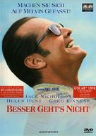 As Good As It Gets - German DVD movie cover (xs thumbnail)