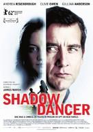 Shadow Dancer - Belgian Movie Poster (xs thumbnail)