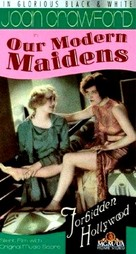 Our Modern Maidens - VHS cover (xs thumbnail)