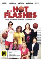 The Hot Flashes - New Zealand DVD cover (xs thumbnail)