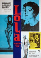 Lola - German Movie Poster (xs thumbnail)