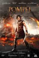 Pompeii - French DVD movie cover (xs thumbnail)