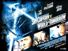 Sky Captain And The World Of Tomorrow - British Movie Poster (xs thumbnail)