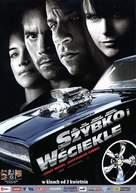 Fast & Furious - Polish Movie Poster (xs thumbnail)
