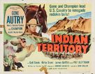 Indian Territory - Movie Poster (xs thumbnail)