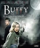 Buffy The Vampire Slayer - Mexican Blu-Ray movie cover (xs thumbnail)