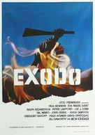 Exodus - Spanish Movie Poster (xs thumbnail)