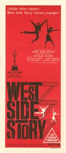 West Side Story - Australian Movie Poster (xs thumbnail)