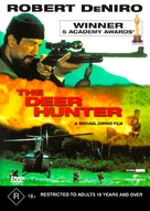 The Deer Hunter - Australian Movie Cover (xs thumbnail)