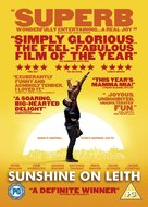 Sunshine on Leith - British DVD cover (xs thumbnail)