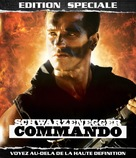 Commando - French Movie Cover (xs thumbnail)