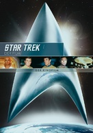 Star Trek: The Motion Picture - German DVD cover (xs thumbnail)