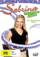"""Sabrina, the Teenage Witch"" - Australian DVD cover (xs thumbnail)"