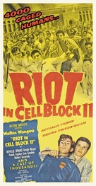 Riot in Cell Block 11 - Movie Poster (xs thumbnail)