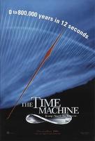 The Time Machine - Movie Poster (xs thumbnail)