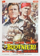 The Buccaneer - Italian Movie Poster (xs thumbnail)