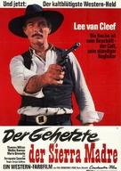 La resa dei conti - German Movie Poster (xs thumbnail)