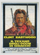The Outlaw Josey Wales - Italian Movie Poster (xs thumbnail)