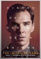 The Imitation Game - Italian Movie Poster (xs thumbnail)