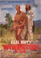 Winnetou - 2. Teil - German Movie Poster (xs thumbnail)