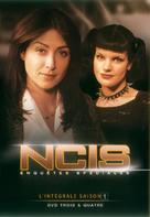 """Navy NCIS: Naval Criminal Investigative Service"" - French Movie Cover (xs thumbnail)"